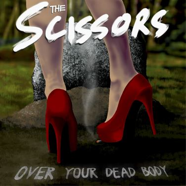 The scissors Cover